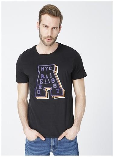 Aeropostale Aeropostale T-Shirt Siyah